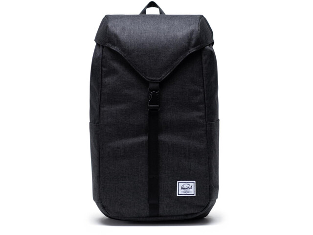 Herschel Thompson Backpack 17l black crosshatch